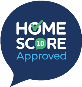 Homescore Map Logo